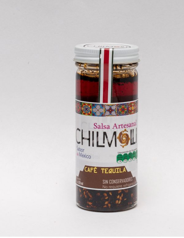 Salsa de café 120 ml.
