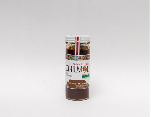 Salsa de chipotle 120 ml.