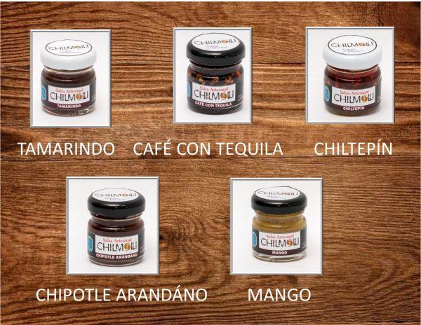 salsas 30 ml