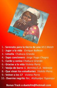 Canciones de mi América Latina