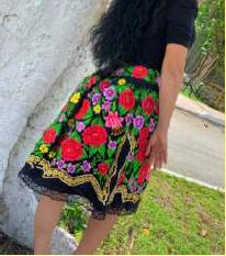 Falda Patricia