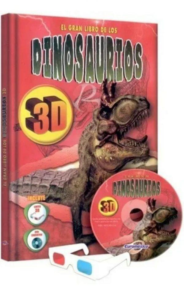 El Gran Libro de los Dinosaurios