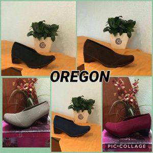 Mocasín Oregon