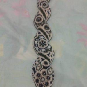 Serpiente tallada en madera
